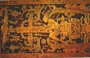 mormantul lui Paqal