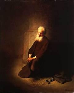 Sf Apostol Petru