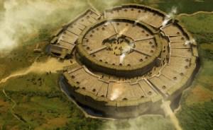 Arkaim ,misteriosul oras din Rusia