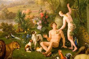 adam si eva sau mitul originii omenirii