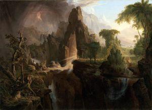 paradisul in imaginatia omenirii
