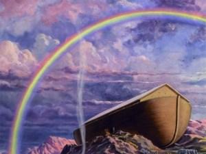 cel mai cunoscut mit al omenirii -potopul