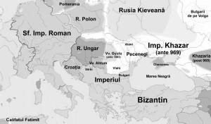 istoria khazarilor, stramosii evreilor de azi
