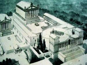 misterele templului din baalbek