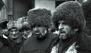 poporul rebel cecenii