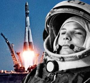 Primul om in spatiu-Yuri Gagarin
