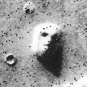 Sfinxul de pe Marte