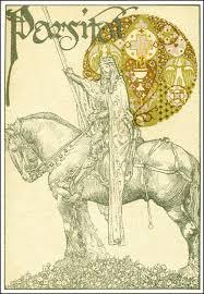 in cautarea sfantului graal -Parsifal