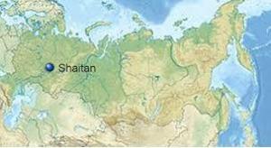 misterele lacului shaintan ,lacul diavolului din Siberia