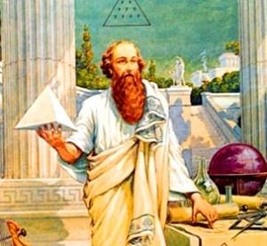 viata fascinanta a lui Pitagora intre mit si realitate