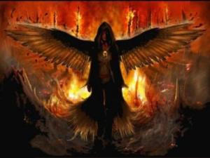 simbolistica focului-lucifer