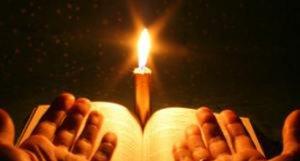 simbolistica focului-lumina sfanta