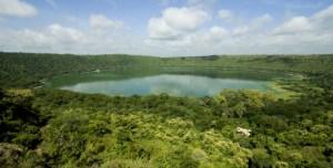 descoperiri senzationale-craterul lonar