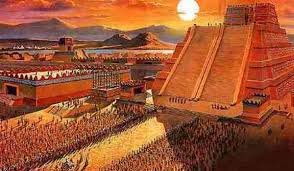 Aztecii, imperiul nascut sub semnul sangelui