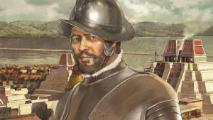 aztecii si Hernan Cortes