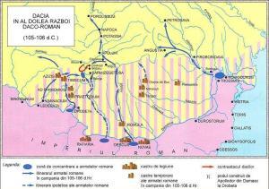 dacia-in-al-doilea-razboi-daco-roman-105-106-d-c2