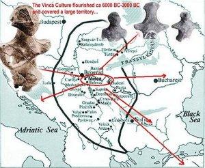 Cultura Vinca-Turdas si inceputurile civilizatiei in Europa (2)