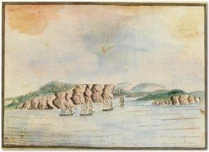 Flota condamnatilor si nasterea statului australian (2)