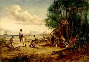 Flota condamnatilor si nasterea statului australian (3)