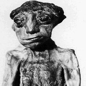 misterul mumiei din san pedro