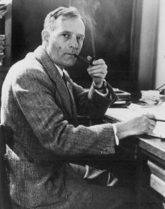 celebrul astronom american Edwin Hubble