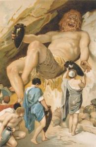 Adevarul despre gigantii mitologici