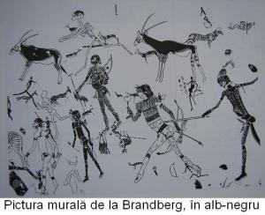 Picturile rupestre din Brandberg