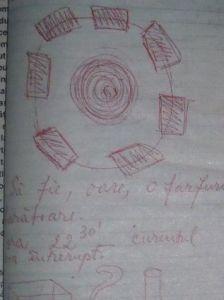 Desenul Elenei Agafita