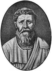 Augustin de Hipona : Sfântul Augustin la catolici; Fericitul Augustin la ortodocsi ( 13 noiembrie 354 – 28 august 430)