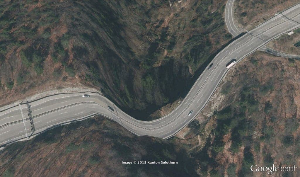 Postcards from Google Earth