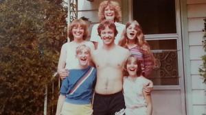 Lenzke children from circa 1980