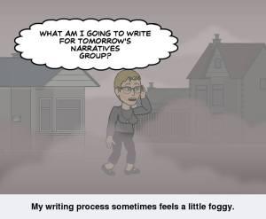 Writer's Fog