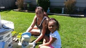 Casey & Nala