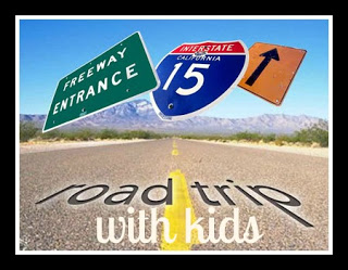 Road Trips with Kids!