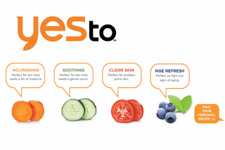 Yes To Skin & Body Care Line