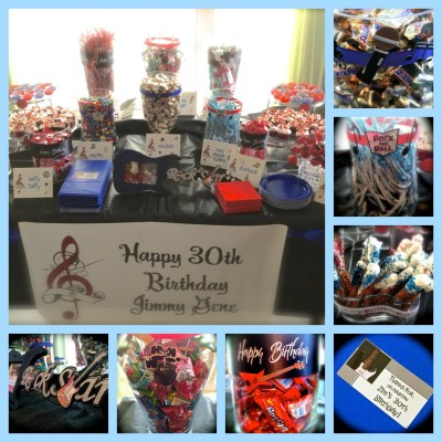 Sweet & Savvy Custom Candy and Dessert Buffets :: Review