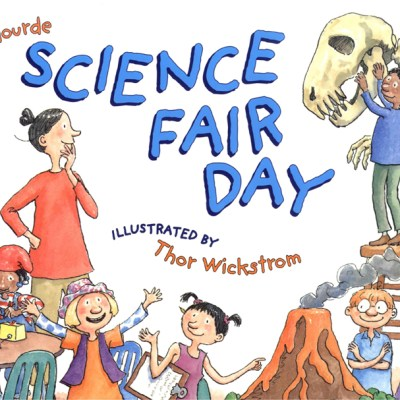 Literacy & Learning :: Day 28 – Science Fair Day