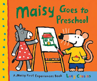 Literacy & Learning :: Day 20 – Maisy Goes to Preschool