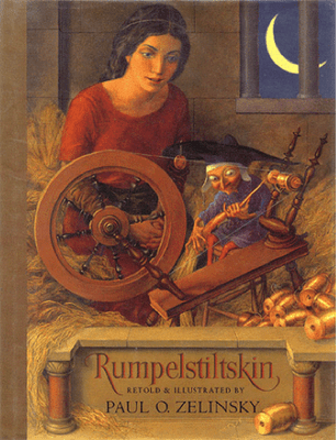 Literacy & Learning :: Day 9 – Rumpelstiltskin