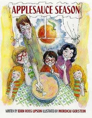 Literacy & Learning :: Day 4 – Applesauce Season