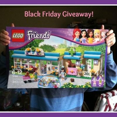 Black Friday {Weekend} Giveaway!
