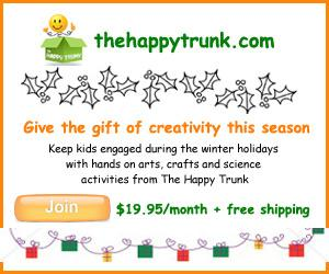 The Happy Trunk :: Review & Promo