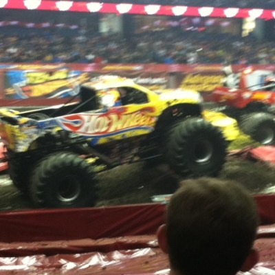 Manly Mondays :: Monster Jam Review