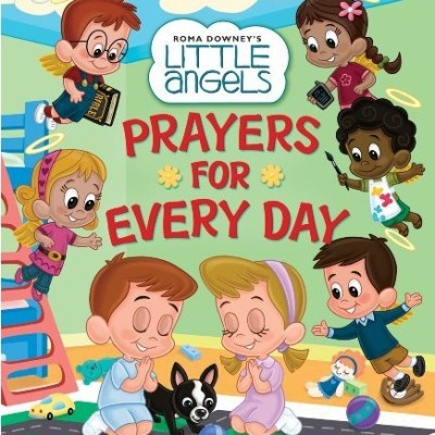 Review :: Roma Downey's Little Angels Prayers for Every Day