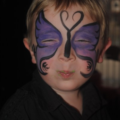 The Story of a Purple Butterfly