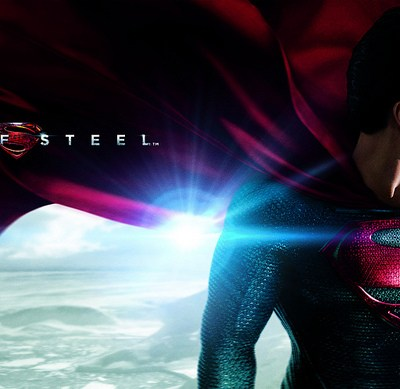 Celebrate Your Man of Steel!