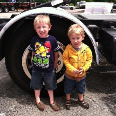 Touch-a-Truck {Crestwood}