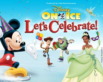 Disney on Ice Let's Celebrate {Giveaway}