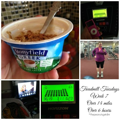 Stonyfield Snacking {Treadmill Tuesdays – Week 7}