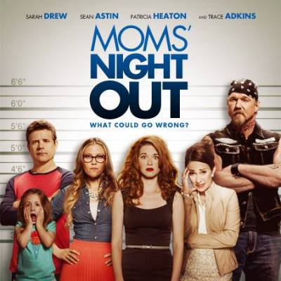 Mom's Night Out {Movie Review & Recommendation}